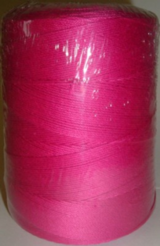 Yeoman Cannele Corded Mercerised Cotton 4ply Fuschia Y196.040